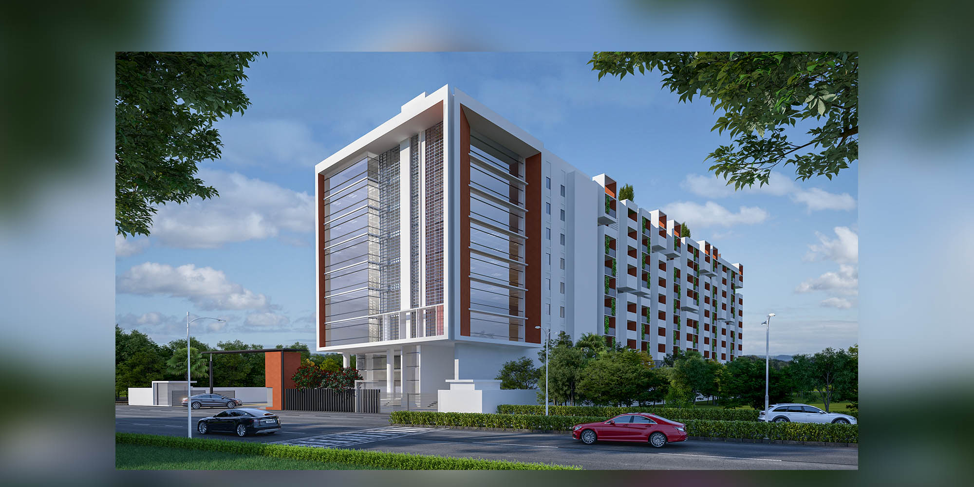 SBR Gokulam Residential Commercial Project
